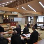 平成24年宗務所梅花検定員並びに宗務所講師等研修会